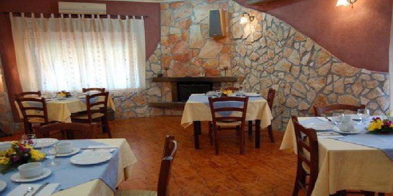 Interno Bed and Breakfast La Vecchia Quercia